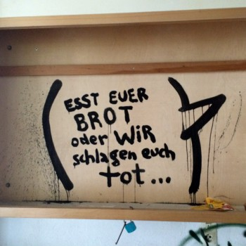 Brot Graffiti
