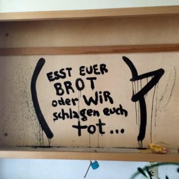 Brot Graffiti