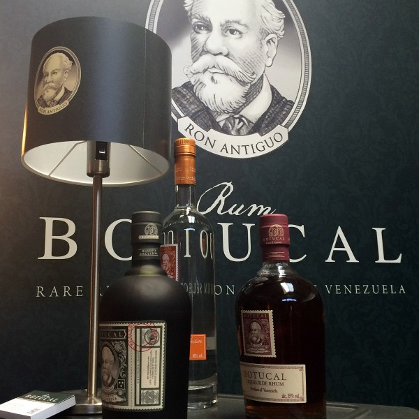 Botucal beim German Rum Festival
