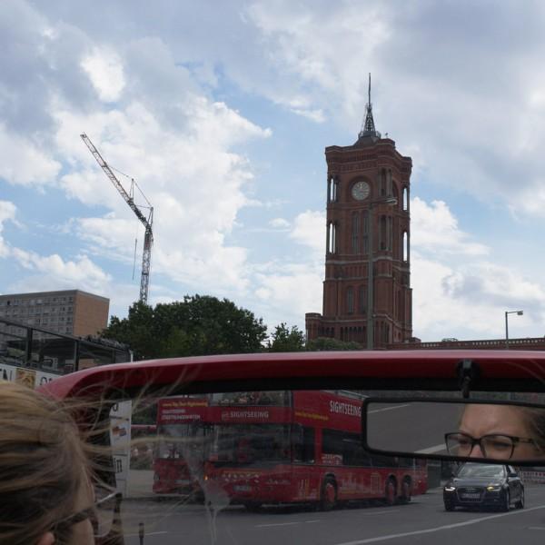 Trabisafari - Rotes Rathaus