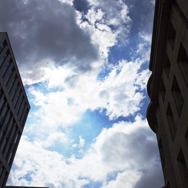 Trabisafari - Himmel