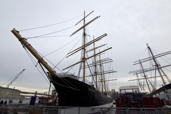 Museumshafen New York