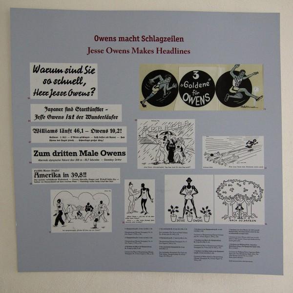 Jesse-Owens-Ausstellung